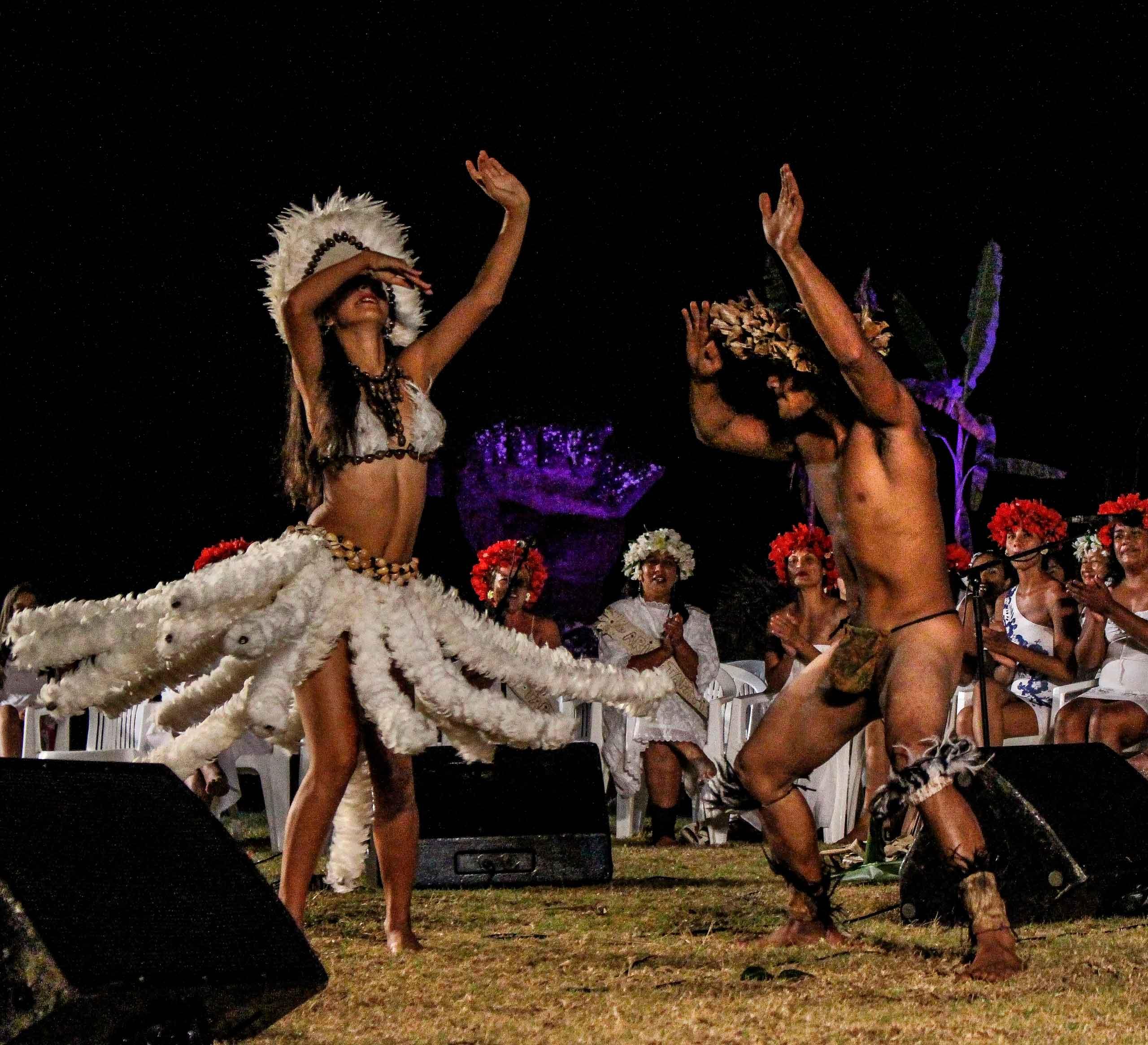 Tapati Rapanui: La fiesta más grande de Isla de Pascua » Viajar es ...